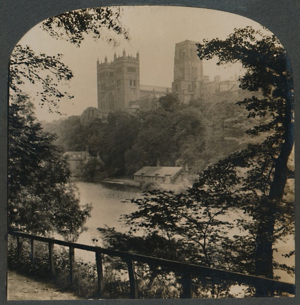 UNESCO World Heritage Site「Durham Cathedral - Viewed From Across The River」:写真・画像(14)[壁紙.com]