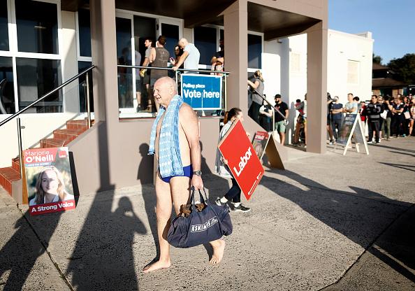トップランキング「New South Wales Residents Head To Polls In State Election」:写真・画像(15)[壁紙.com]