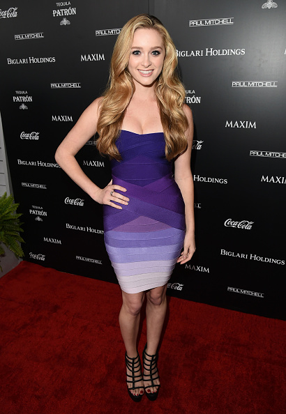 Black Shoe「Maxim's Hot 100 Women Of 2014 Celebration And Sneak Peek Of The Future Of Maxim」:写真・画像(8)[壁紙.com]