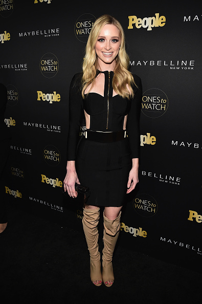 """Three Quarter Length Sleeve「People's """"Ones to Watch"""" Event Presented By Maybelline New York - Red Carpet」:写真・画像(19)[壁紙.com]"""