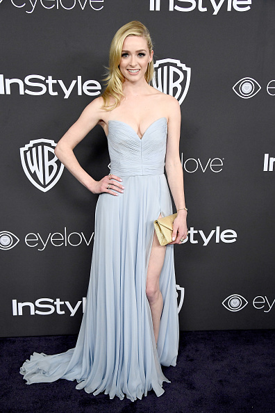 Sweetheart Neckline「Warner Bros. Pictures And InStyle Host 18th Annual Post-Golden Globes Party - Arrivals」:写真・画像(1)[壁紙.com]