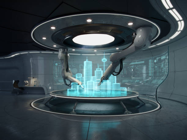 Futurelab smart city:スマホ壁紙(壁紙.com)