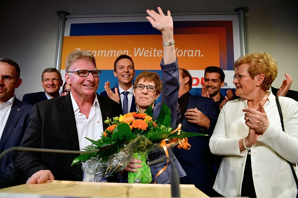 Husband「Saarland Holds State Elections」:写真・画像(14)[壁紙.com]