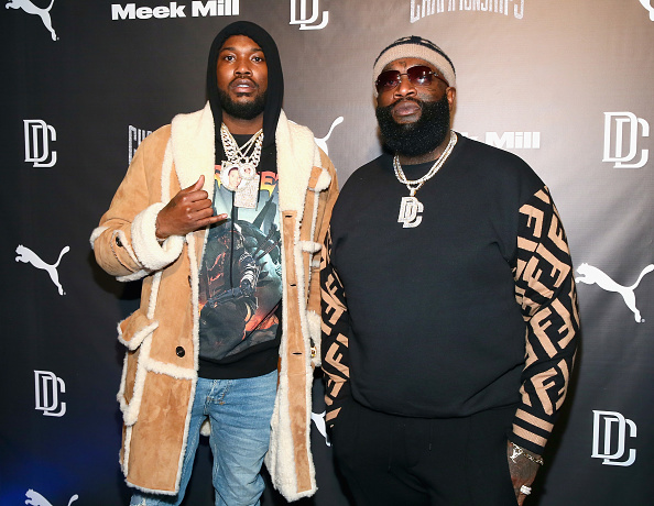 Astrid Stawiarz「Meek Mill And PUMA Celebrate CHAMPIONSHIPS Album Release Party」:写真・画像(19)[壁紙.com]