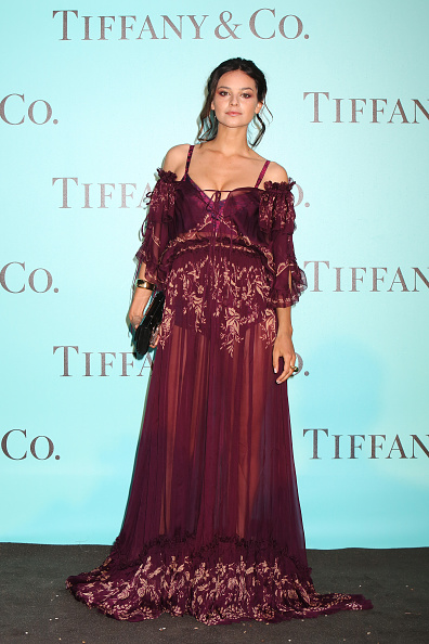 Shoulder「Tiffany & Co. Celebrates The Opening Of Its New Store In Rome」:写真・画像(5)[壁紙.com]