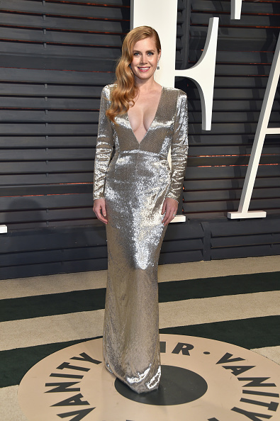 Silver Colored「2017 Vanity Fair Oscar Party Hosted By Graydon Carter - Arrivals」:写真・画像(4)[壁紙.com]