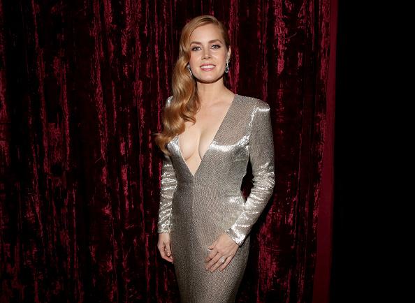 Amy Adams「89th Annual Academy Awards - Backstage」:写真・画像(7)[壁紙.com]