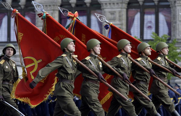Russia「Moscow's Annual Victory Parade In Red Square」:写真・画像(1)[壁紙.com]