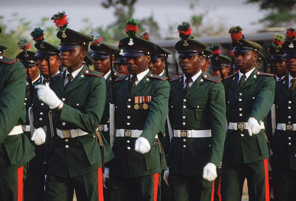 Tim Graham「Soldiers, Nigeria, Africa」:写真・画像(9)[壁紙.com]