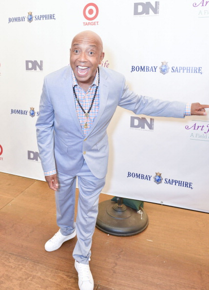 Sponsor「Russell Simmons' Rush Philanthropic Arts Foundation:15th Annual ART FOR LIFE Benefit Sponsored By BOMBAY SAPPHIRE Gin」:写真・画像(0)[壁紙.com]