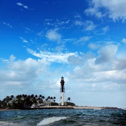 Pompano Beach「Cute lighthouse」:スマホ壁紙(4)