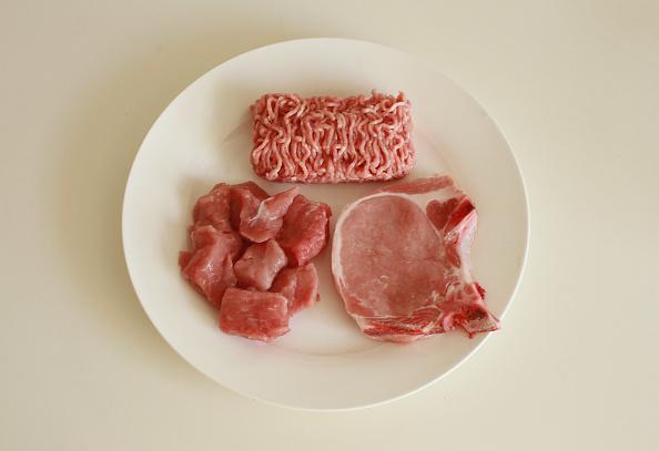 Plate「Supermarket Pork Contains Antiobiotic-Resistant Bacteria, Media Find」:写真・画像(19)[壁紙.com]