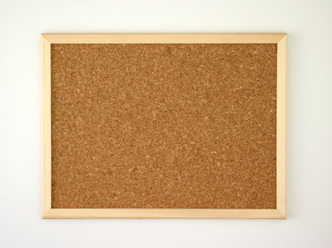 Bulletin Board「Cork board」:スマホ壁紙(9)