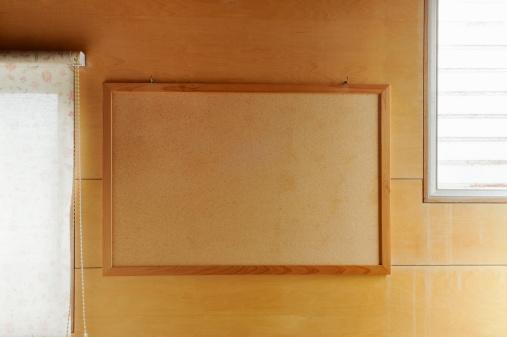 Japan「A cork board in the room」:スマホ壁紙(7)