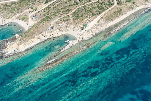 Aegean Sea「coast formations」:スマホ壁紙(13)