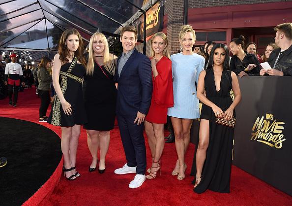 MTVムービー・アワード「2016 MTV Movie Awards - Red Carpet」:写真・画像(15)[壁紙.com]