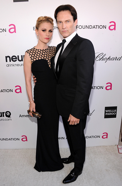 Anna Paquin「21st Annual Elton John AIDS Foundation Academy Awards Viewing Party - Red Carpet」:写真・画像(19)[壁紙.com]