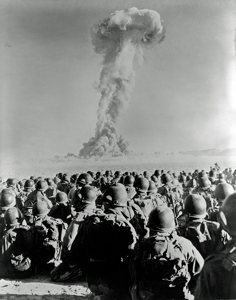 Exploding「Nuclear Test USA  - Buster」:写真・画像(19)[壁紙.com]
