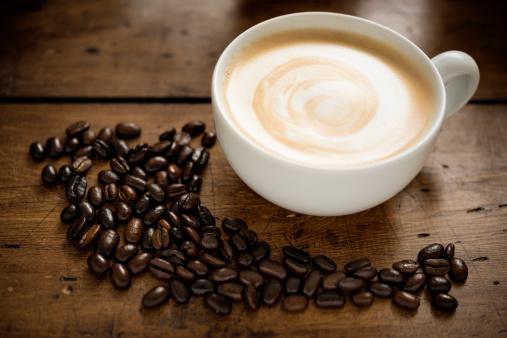 Latte「Creamy coffee」:スマホ壁紙(1)