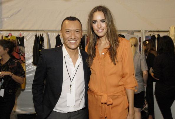 Spring Collection「Nicole Miller - Backstage - Spring 2012 Mercedes-Benz Fashion Week」:写真・画像(17)[壁紙.com]