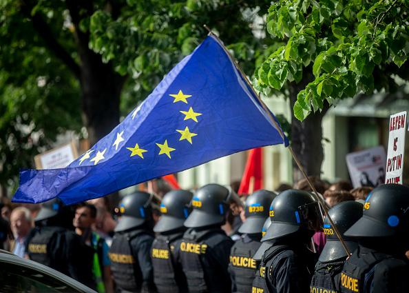 Europe「Right-Wing European Party Leaders Meet In Prague」:写真・画像(7)[壁紙.com]