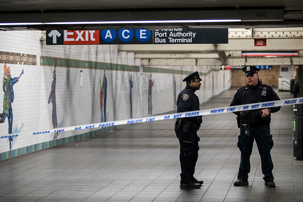 Subway「Terror Suspect Explodes Bomb At NY's Port Authority Bus Terminal」:写真・画像(17)[壁紙.com]