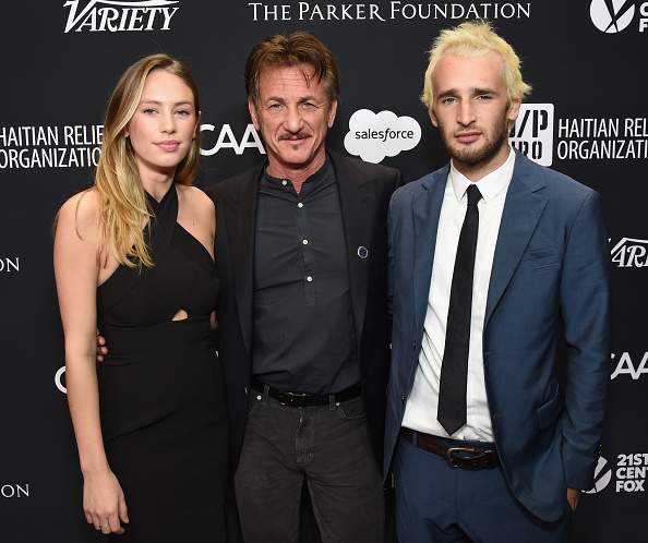 Sean Penn「6th Annual Sean Penn & Friends HAITI RISING Gala Benefiting J/P Haitian Relief Organization」:写真・画像(18)[壁紙.com]
