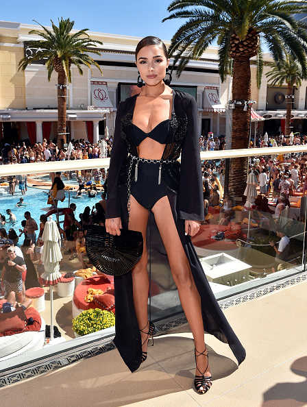 David Becker「Sports Illustrated Swimsuit Announces Model Search Winners At Encore Beach Club In Wynn Las Vegas」:写真・画像(7)[壁紙.com]