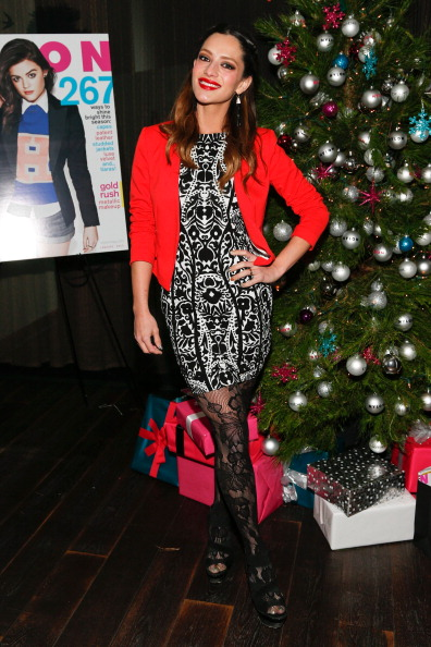 Hosiery「NYLON Celebrates December/January Cover Star Lucy Hale Presented By bebe At Andaz West Hollywood」:写真・画像(0)[壁紙.com]