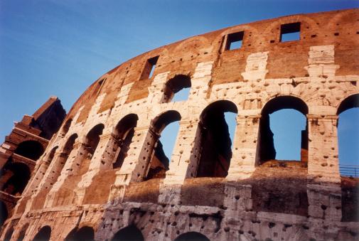 Gladiator「Colosseum in Rome, Italy at sunset」:スマホ壁紙(13)