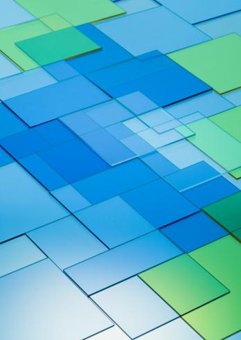 Transparent「Geometric Pattern」:スマホ壁紙(17)