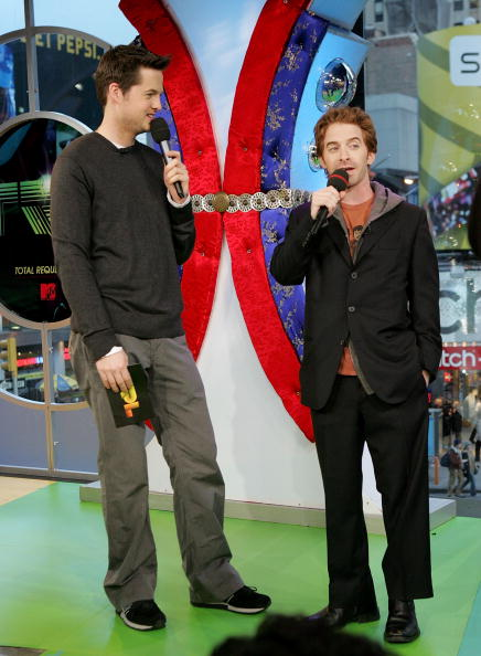 Cable Television「MTV TRL With Seth Green」:写真・画像(4)[壁紙.com]
