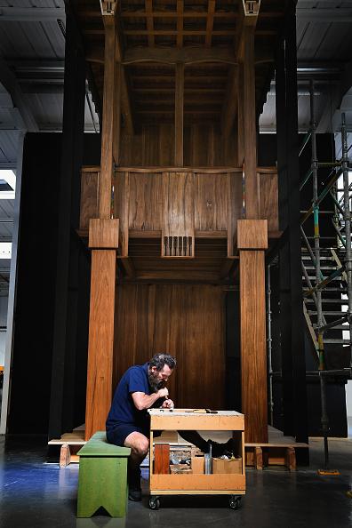 Craftsperson「Prototype Of The New Mackintosh Library In Edinburgh Is Revealed」:写真・画像(10)[壁紙.com]