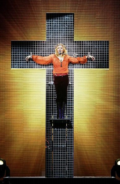 Singer「Madonna Plays Wembley Arena」:写真・画像(7)[壁紙.com]