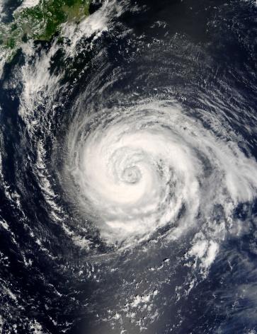 Typhoon「Typhoon Fitow」:スマホ壁紙(7)
