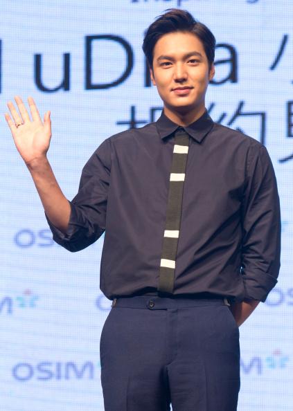 Lee Min「Lee Min-Ho Visiting Taipei」:写真・画像(19)[壁紙.com]