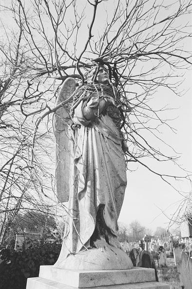 Steve Eason「Cemetery Statue」:写真・画像(18)[壁紙.com]