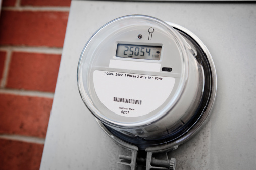 Power Supply「Smart Energy Meter」:スマホ壁紙(2)