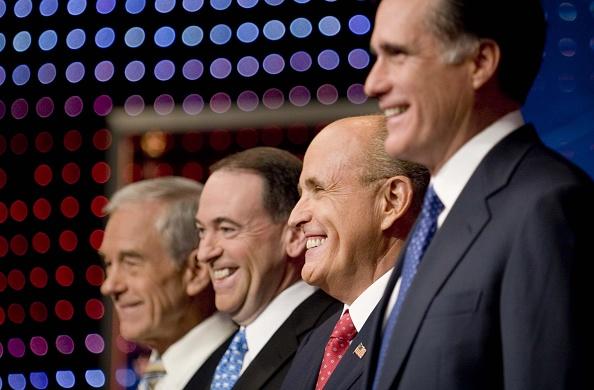Phillippe Diederich「GOP Presidential Candidates Debate In Florida」:写真・画像(4)[壁紙.com]