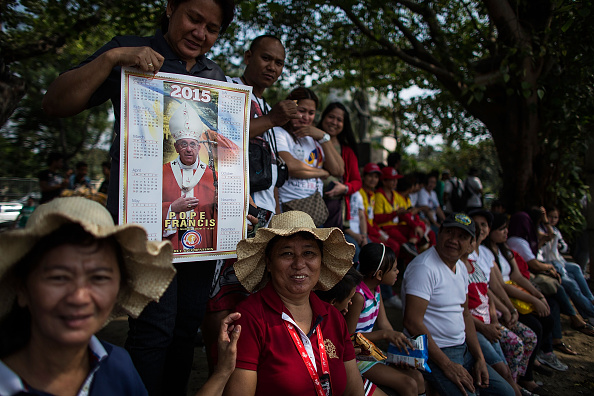 Lam Yik Fei「Manila Prepares For The Arrival Of Pope Francis」:写真・画像(5)[壁紙.com]