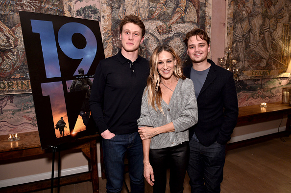 Sarah Jessica Parker「Universal Pictures And DreamWorks Pictures Presents A Special screening Of 1917 Hosted By Sarah Jessica Parker」:写真・画像(0)[壁紙.com]