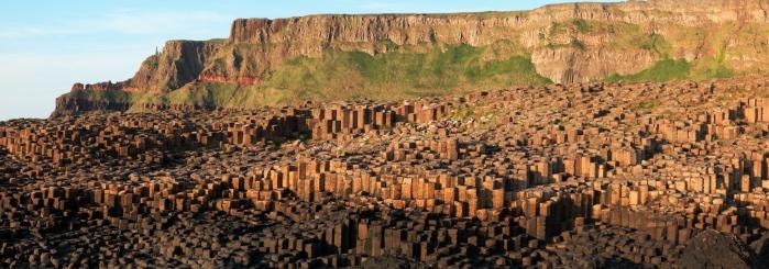 Basalt「Natural Basalt Column Rock Formations」:スマホ壁紙(3)