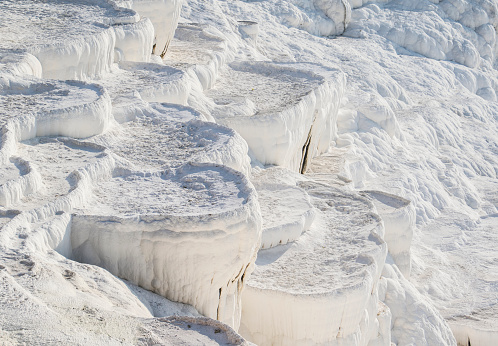 UNESCO「Hot springs and travertines, terraces of carbonate minerals, Pamukkale」:スマホ壁紙(17)