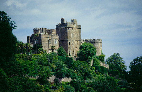 Castle「Dunster Castle」:写真・画像(14)[壁紙.com]