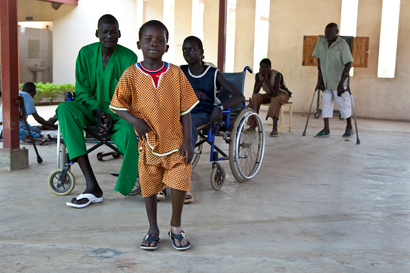 Persons with Disabilities「Six Year-Old Amputee In South Sudan」:写真・画像(16)[壁紙.com]