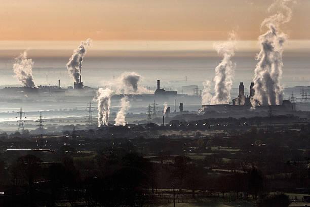 Industrial Views Across The Dee Valley:ニュース(壁紙.com)