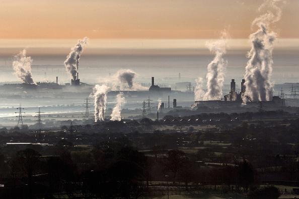Industry「Industrial Views Across The Dee Valley」:写真・画像(14)[壁紙.com]