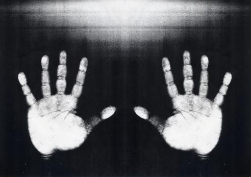 Human Hand「Finger Prints - Identity」:スマホ壁紙(18)