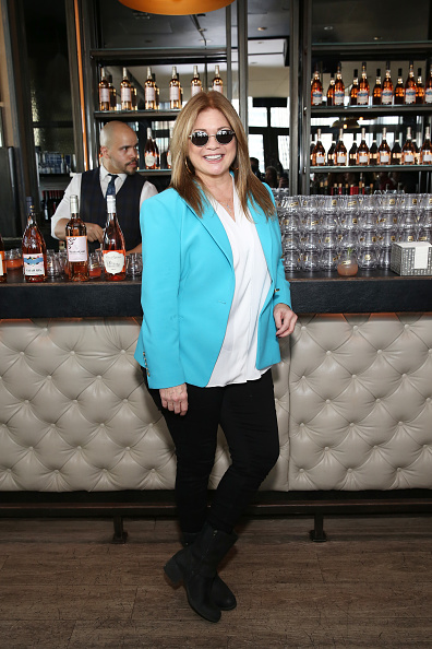 Sunglasses「Food Network & Cooking Channel New York City Wine & Food Festival presented by Capital One - Rooftop Rosé hosted by Valerie Bertinelli」:写真・画像(3)[壁紙.com]