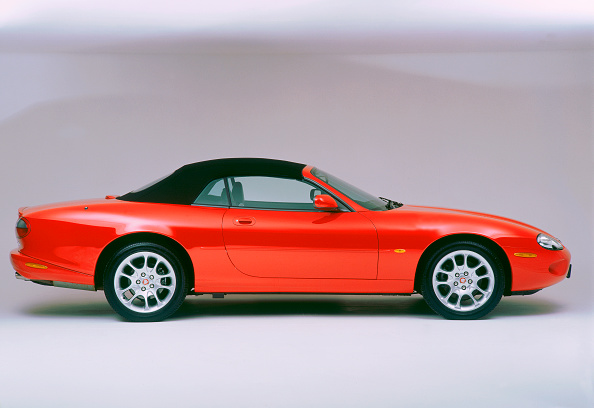 Model - Object「1999 Jaguar XKR」:写真・画像(15)[壁紙.com]